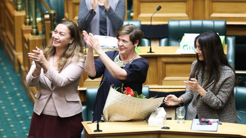 新西蘭通過家暴受害者可享十天有薪假