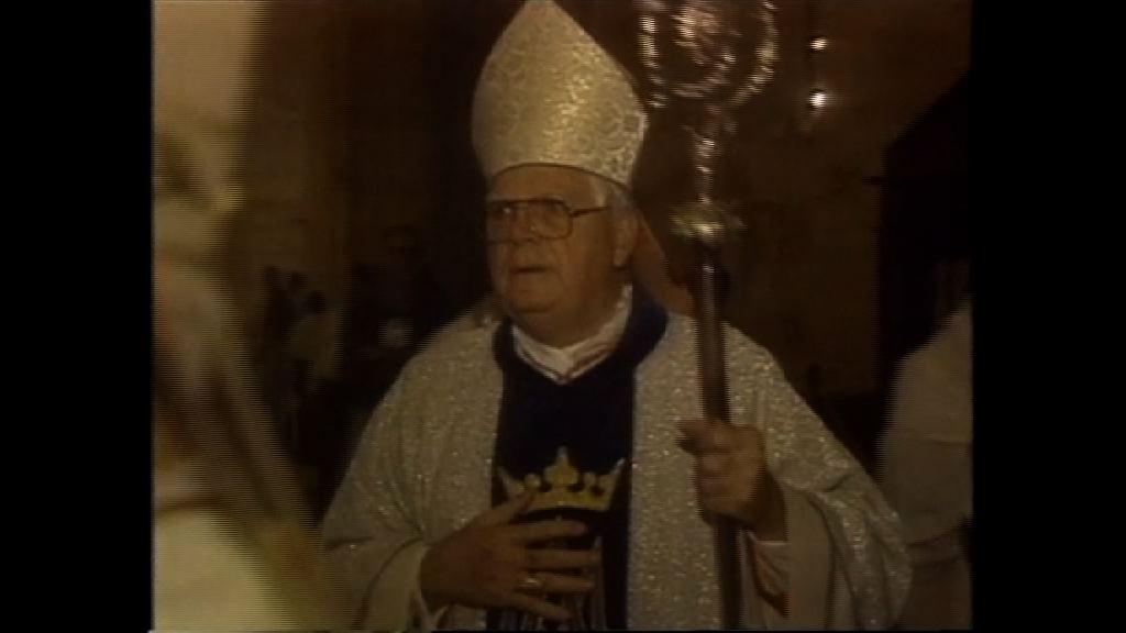 美國天主教樞機伯納德.勞去世