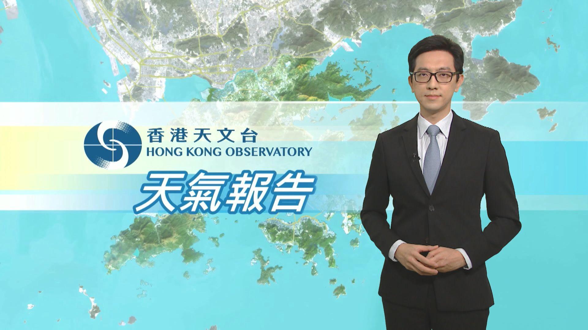 【天氣報告】(11月2日)
