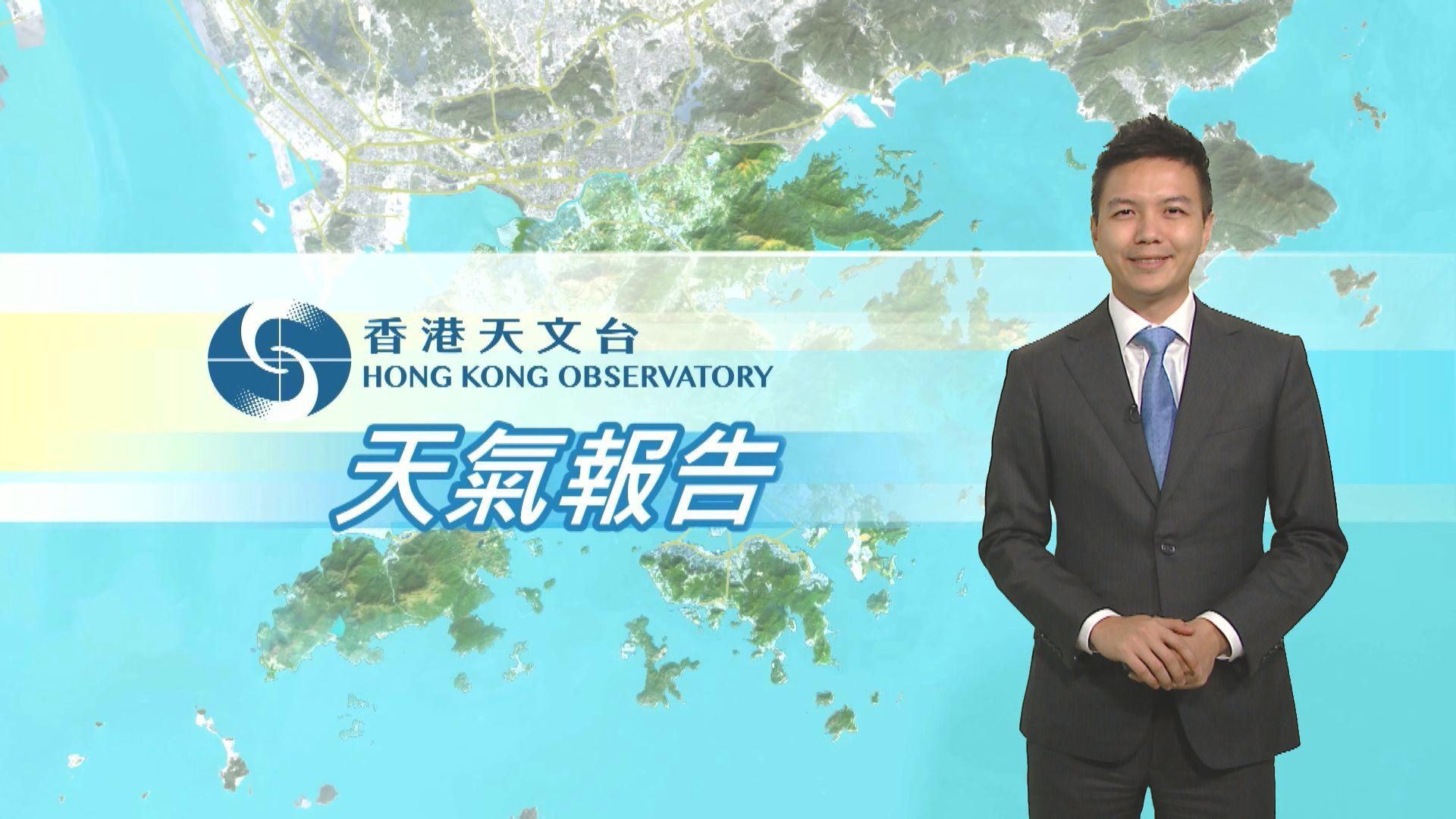 【天氣報告】(10月9日)