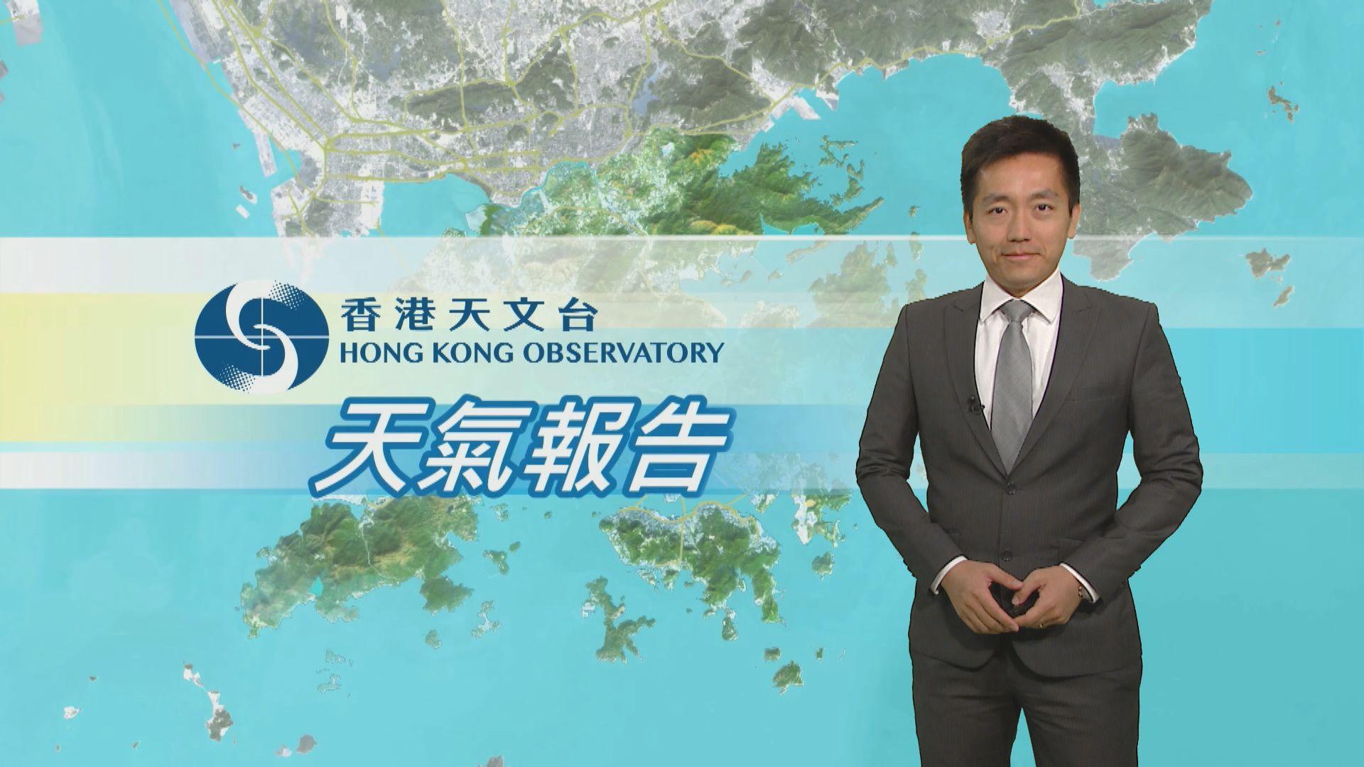 【天氣報告】(10月21日)
