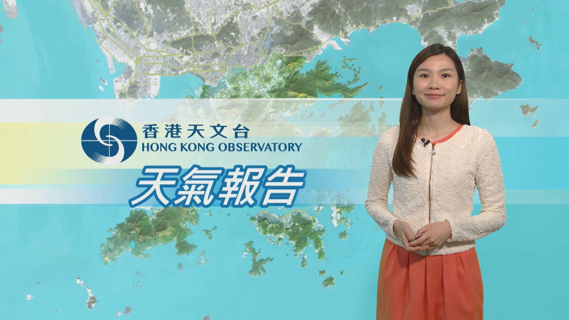【天氣報告】(1月31日)