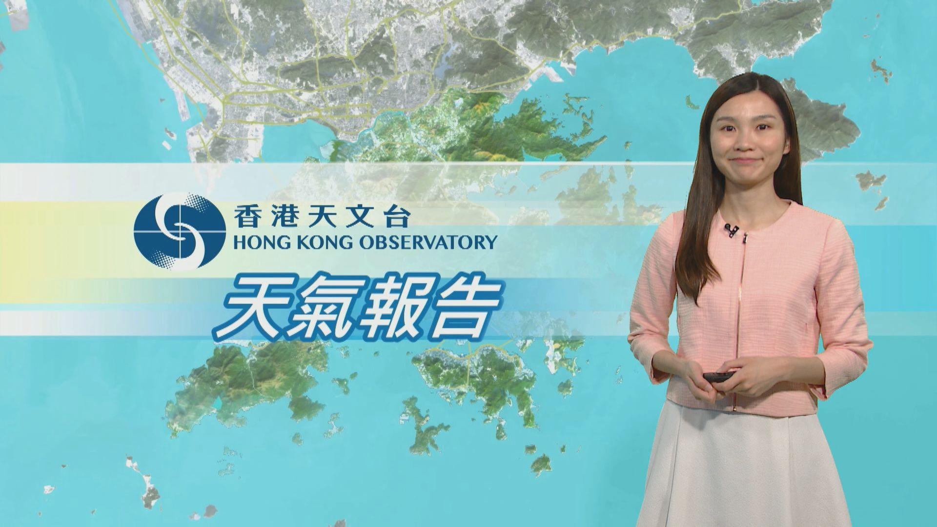 【天氣報告】(2月12日)