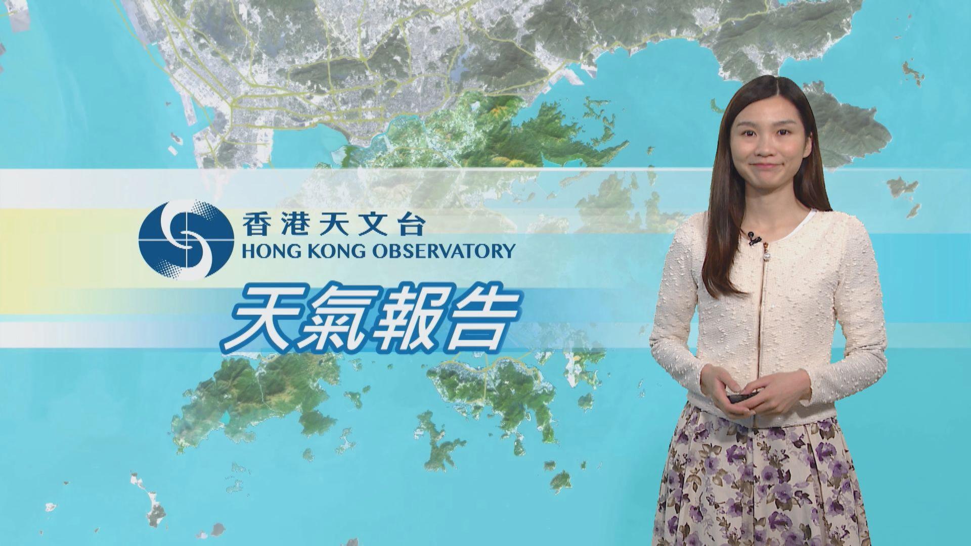 【天氣報告】(2月14日)