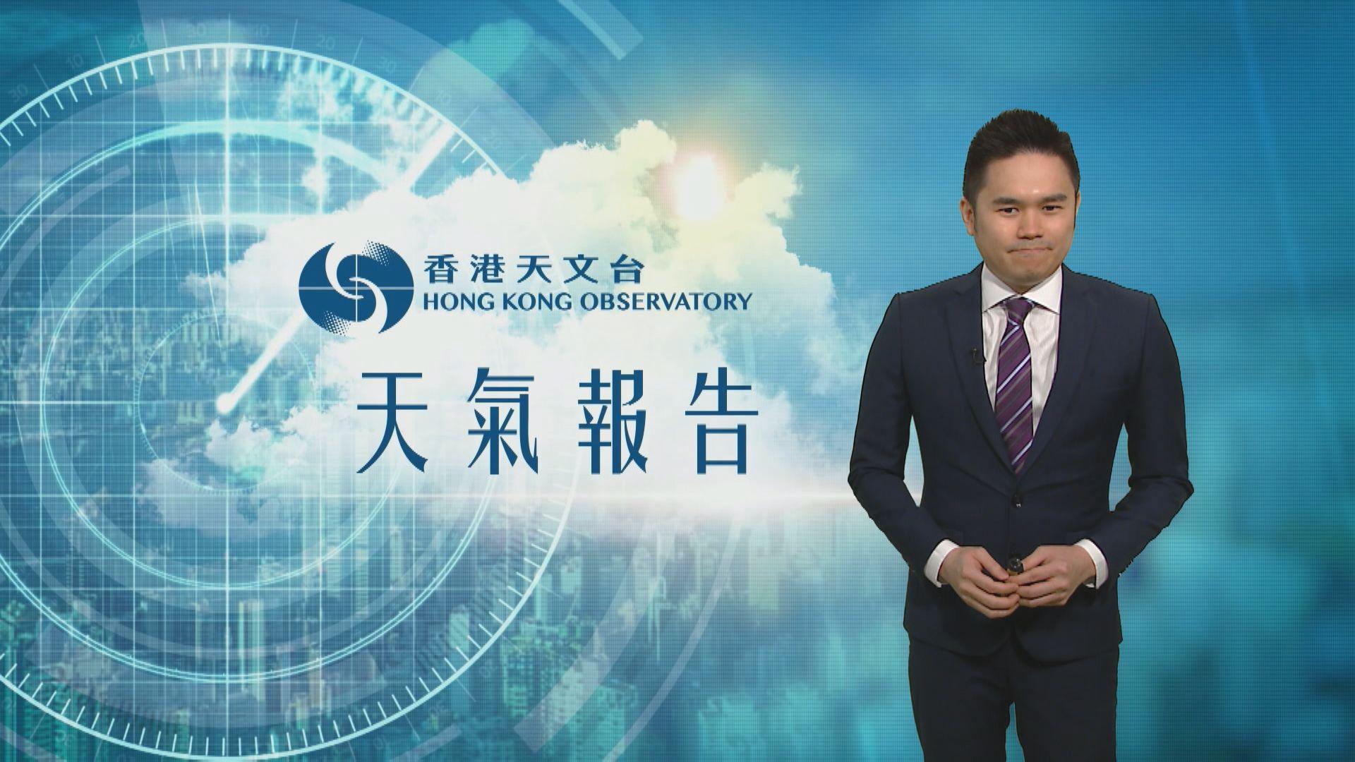 【天氣報告】(4月17日)