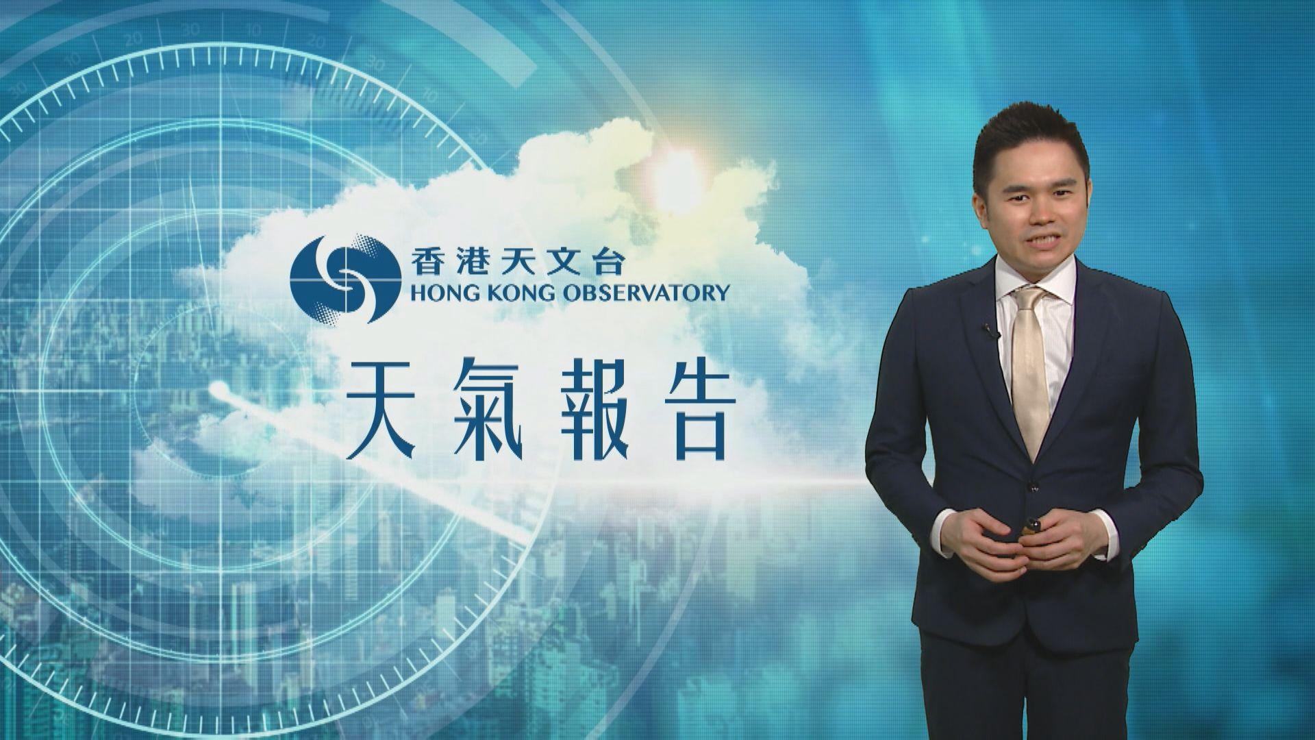 【天氣報告】(4月20日)
