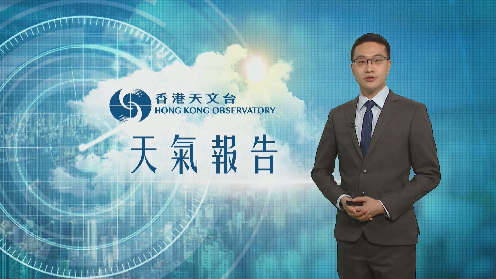 【天氣報告】(5月17日)