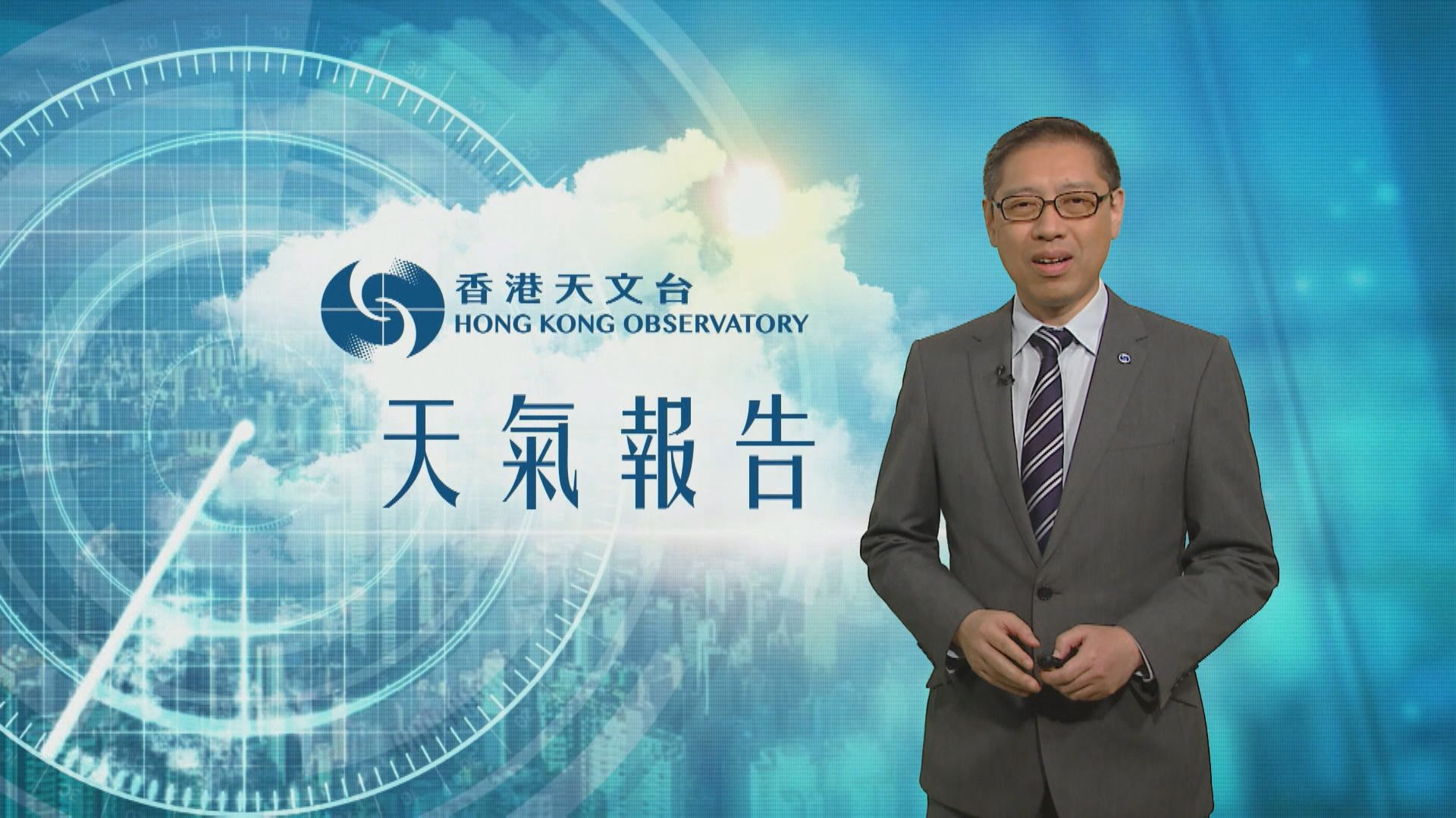 【天氣報告】(5月25日)