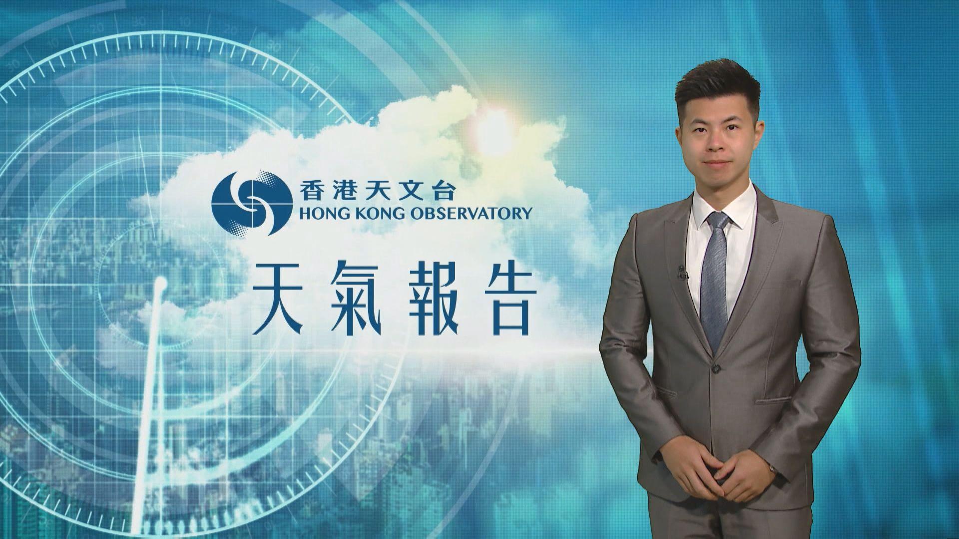 【天氣報告】(5月31日)