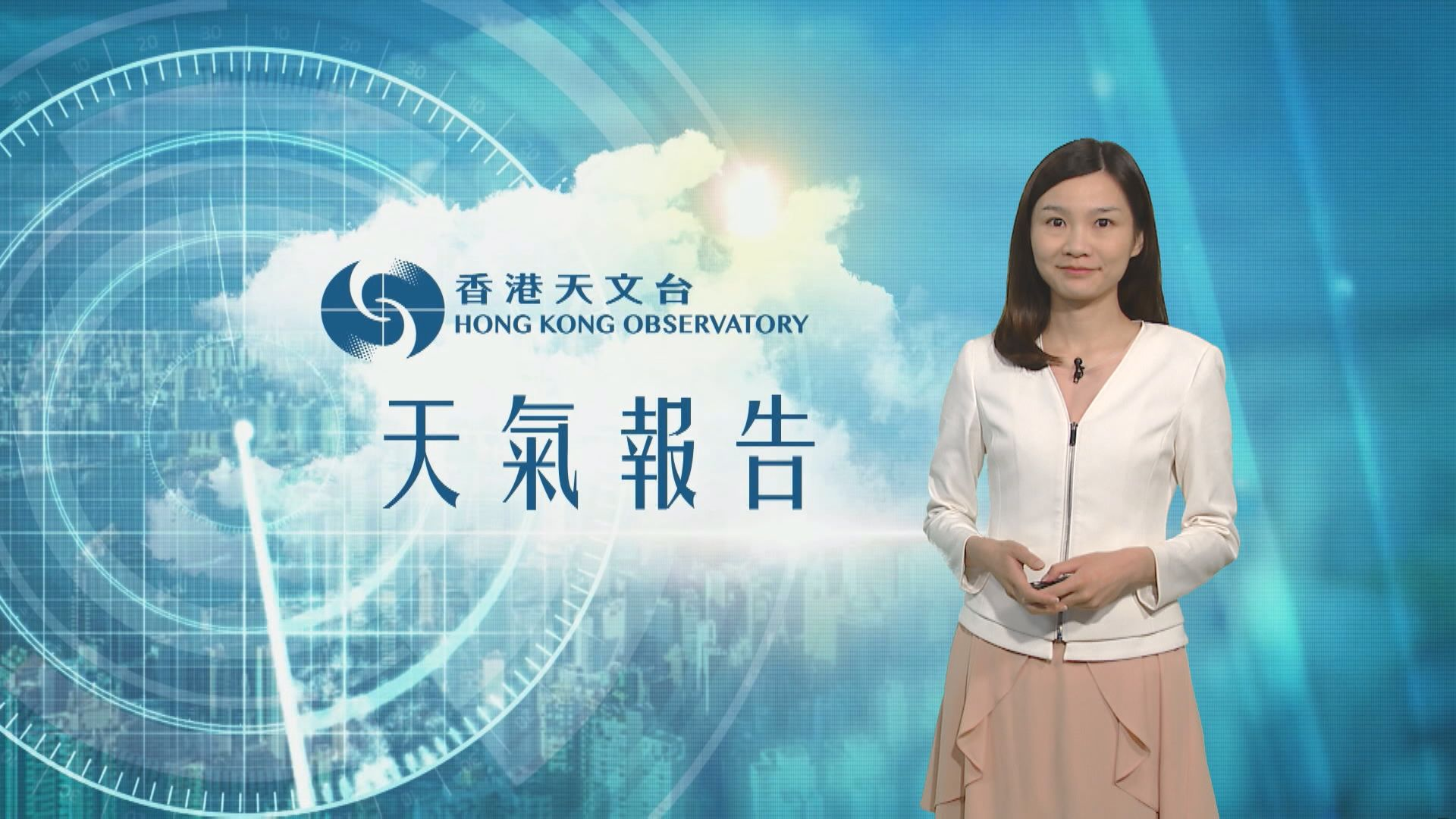 【天氣報告】(6月15日)