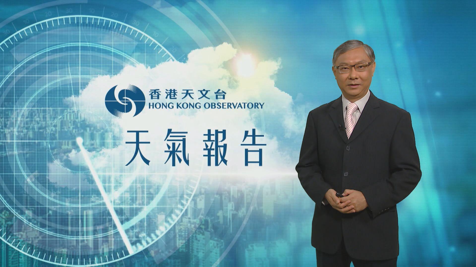 【天氣報告】(7月10日)