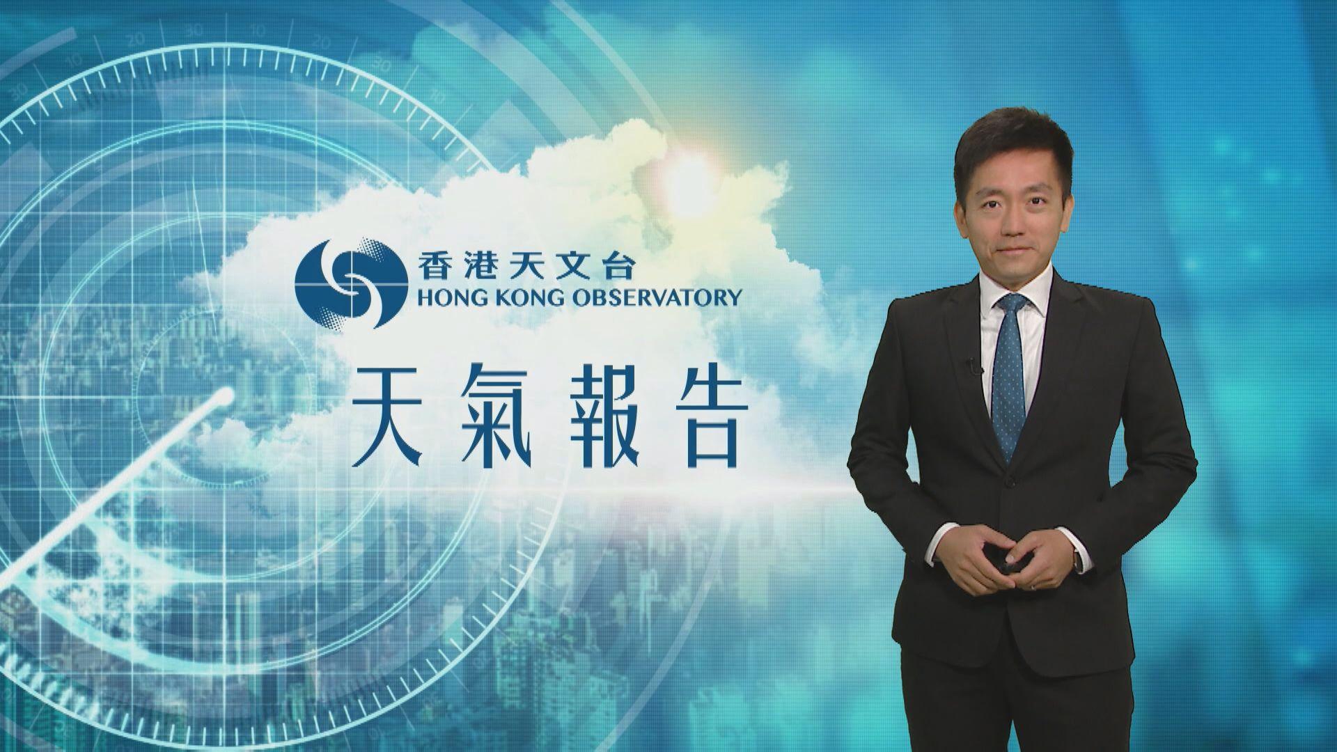 【天氣報告】(7月11日)
