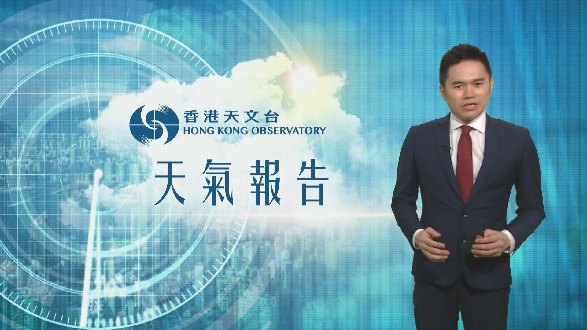 【天氣報告】(7月13日)