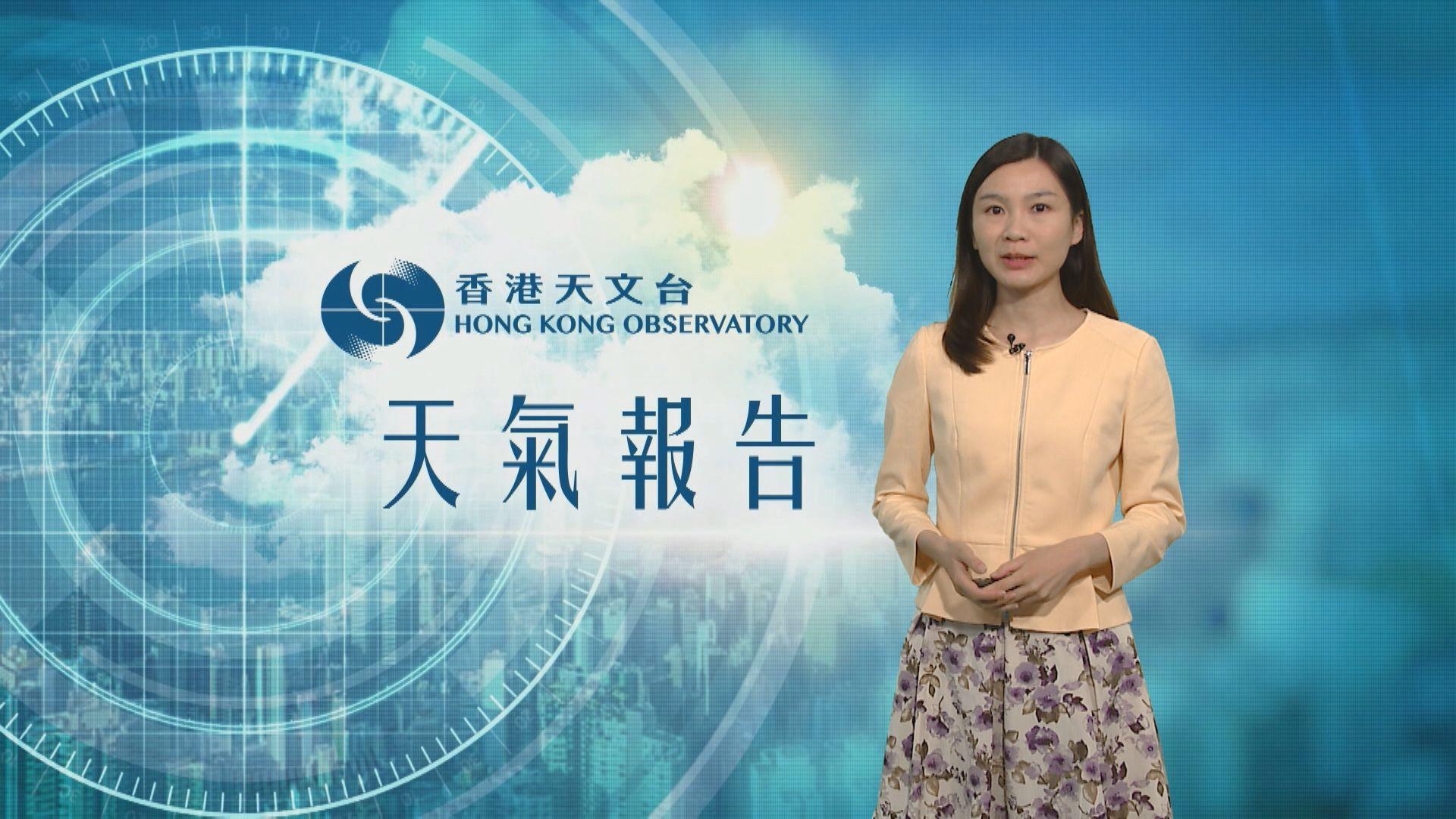 【天氣報告】(7月14日)