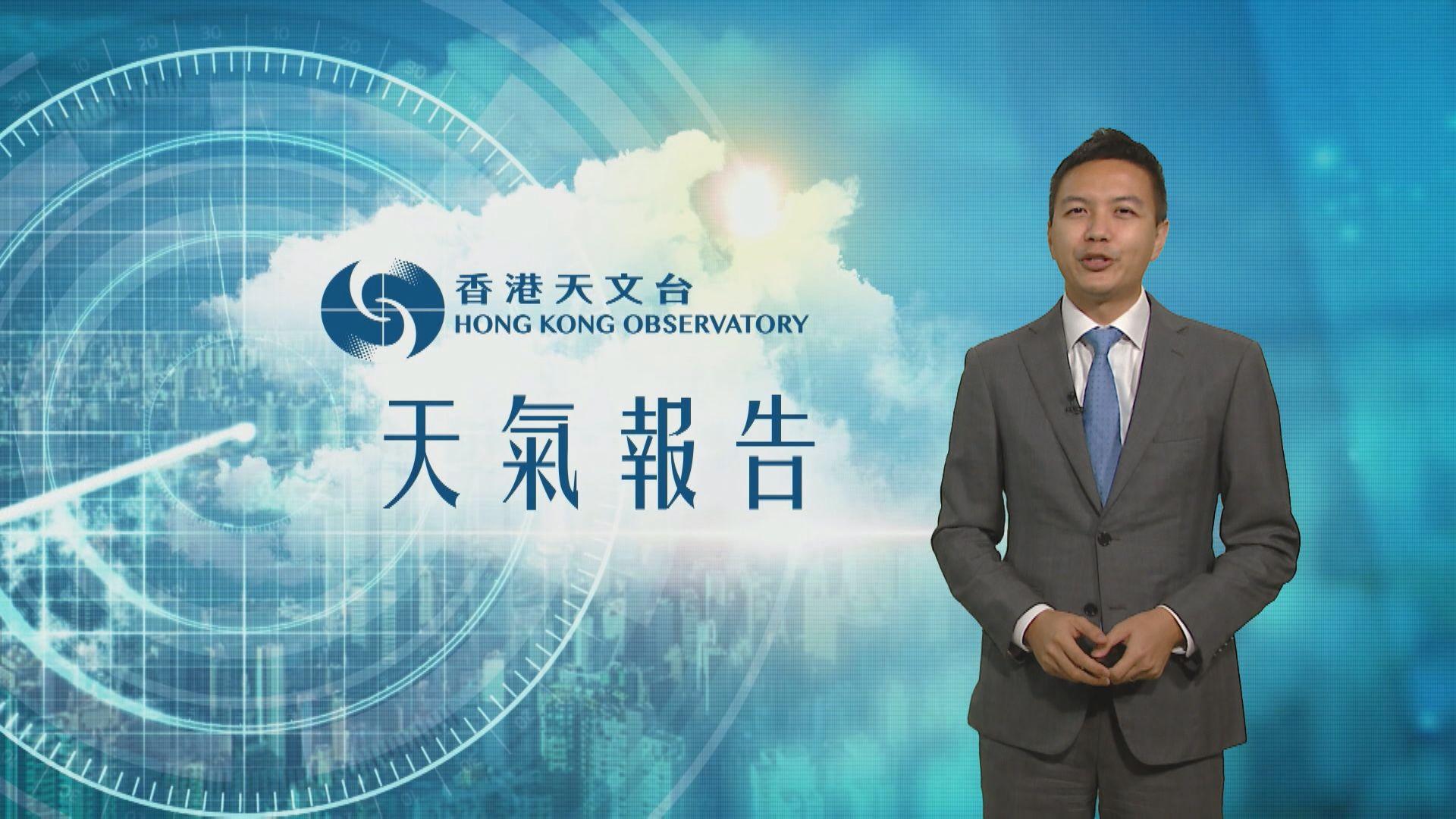 【天氣報告】(7月15日)