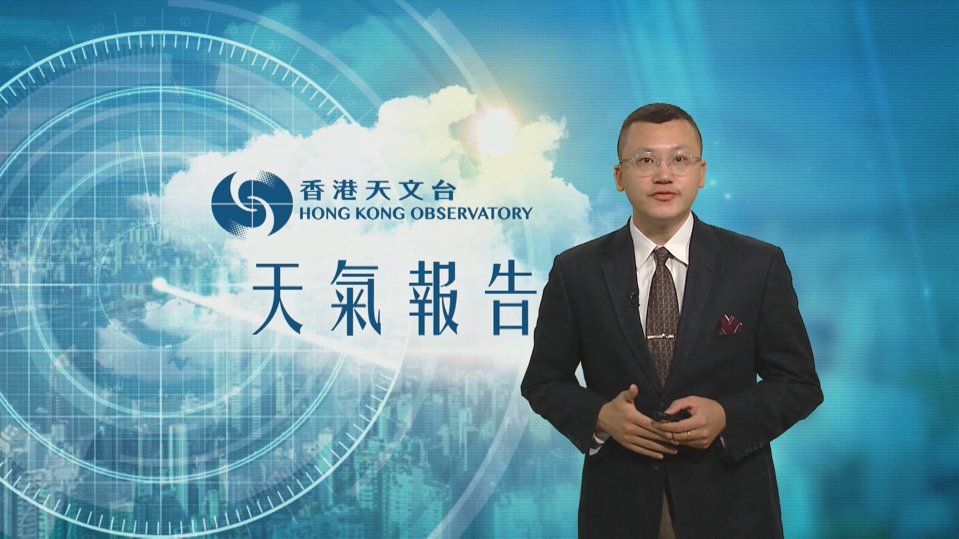 【天氣報告】(7月27日)