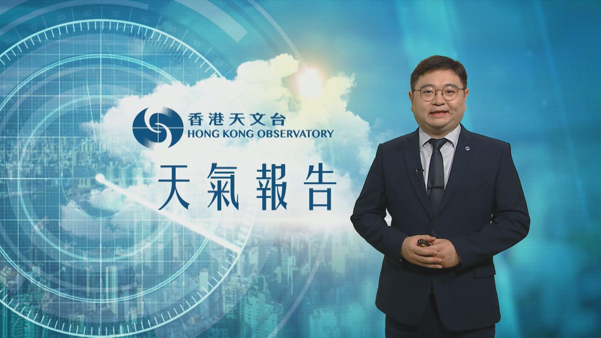【天氣報告】(7月28日)