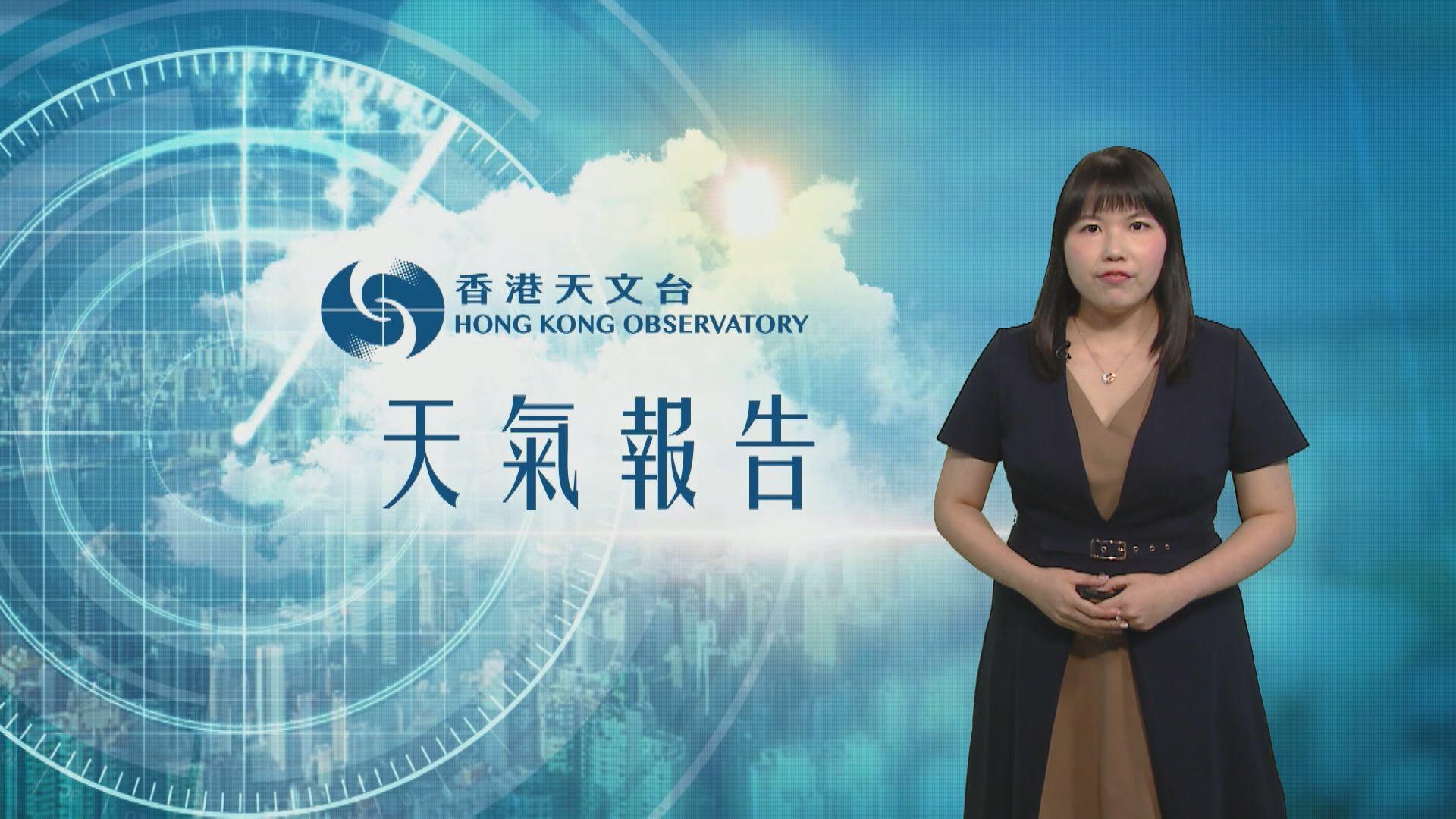 【天氣報告】(7月29日)