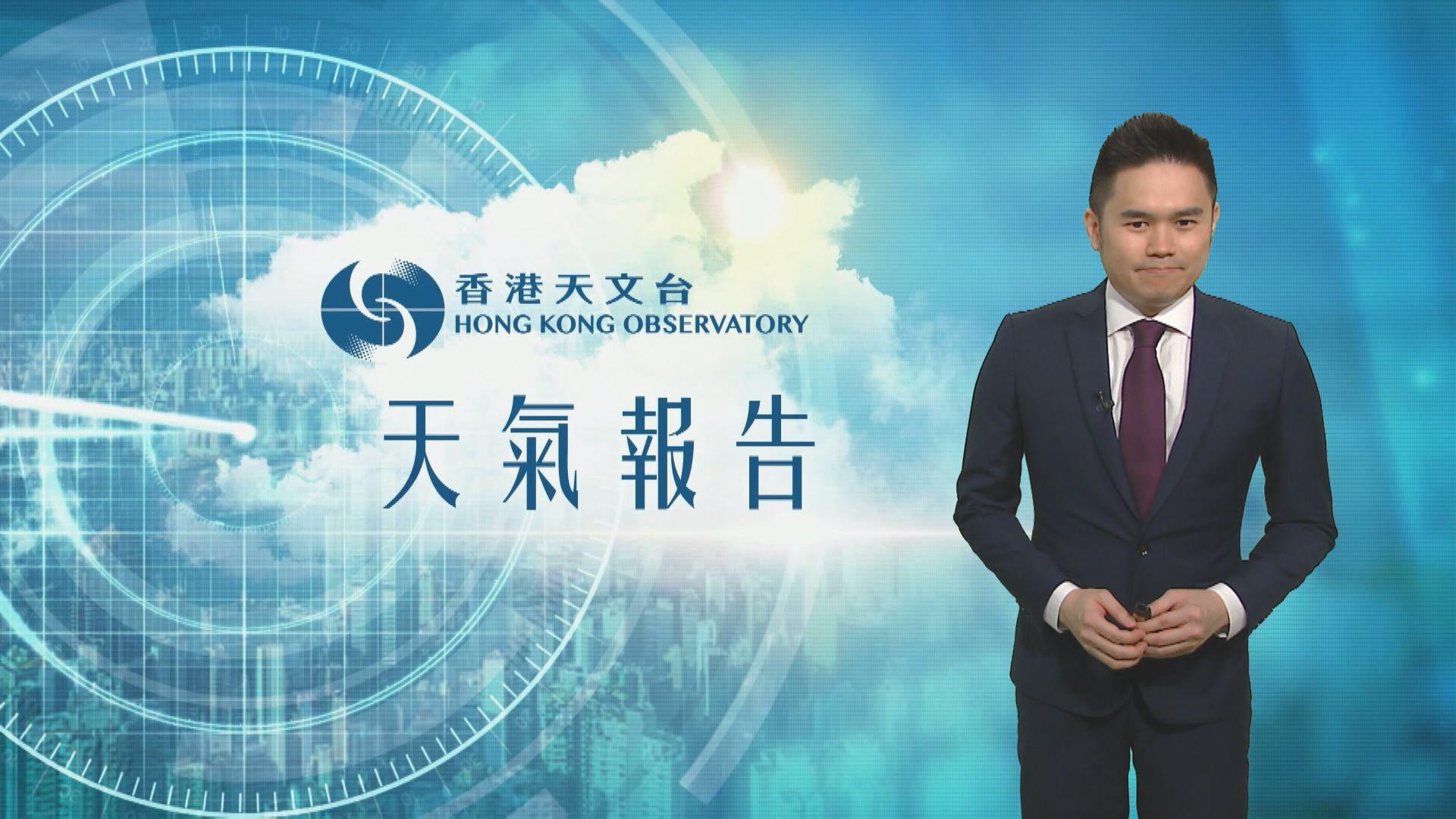 【天氣報告】(7月31日)