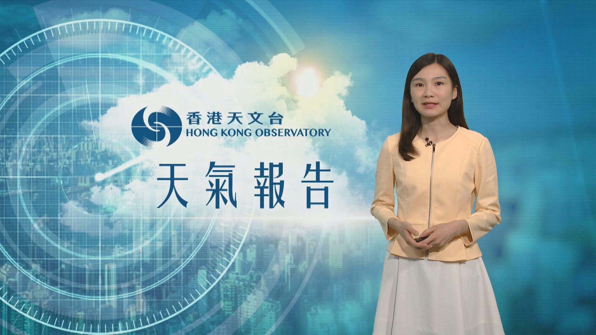 【天氣報告】(9月6日)