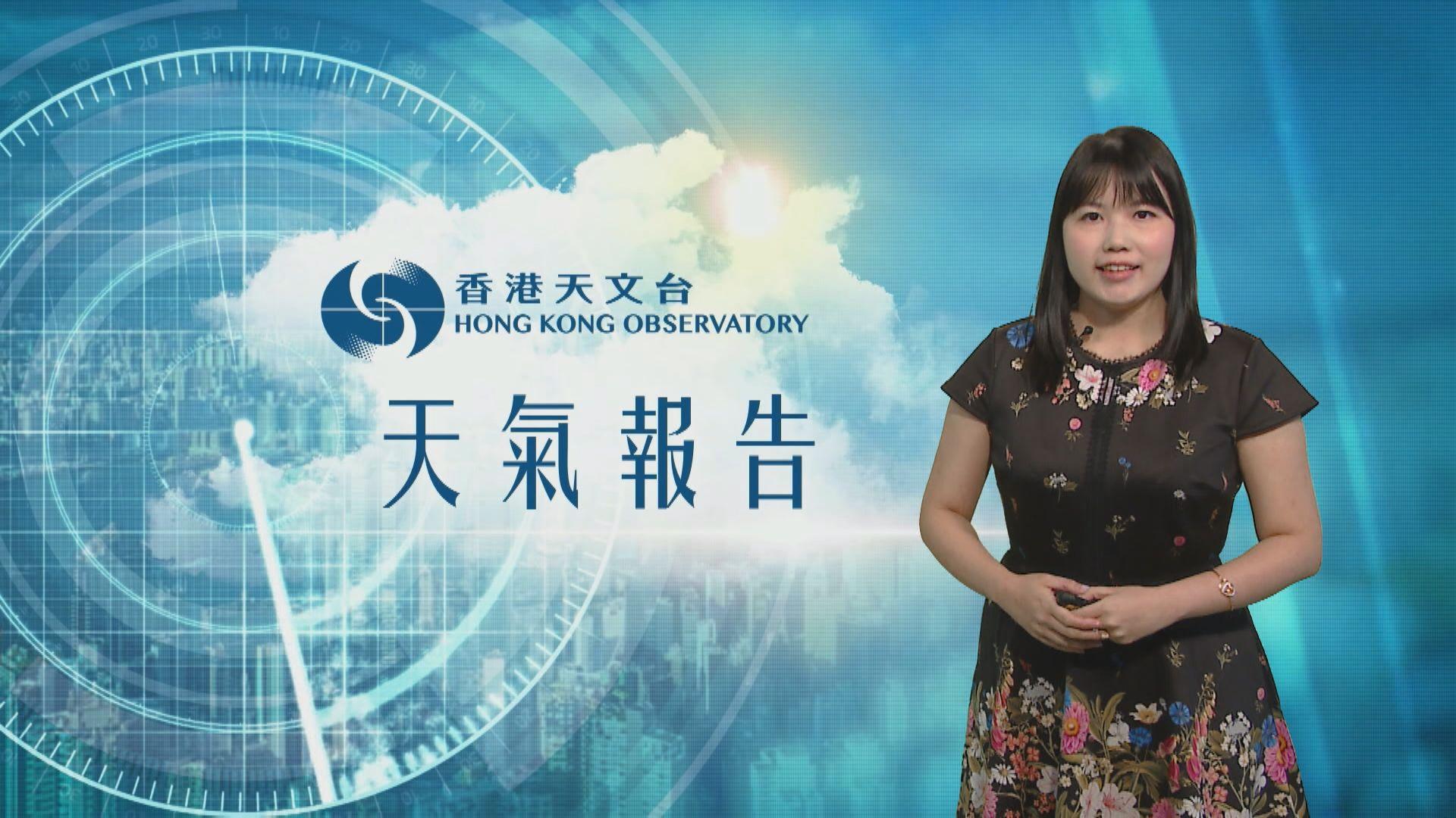 【天氣報告】(9月9日)
