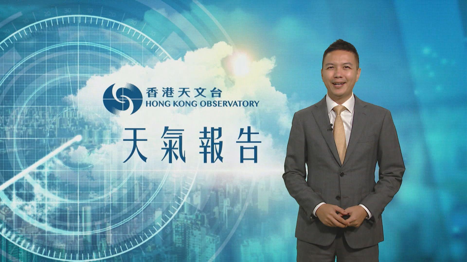 【天氣報告】(9月10日)