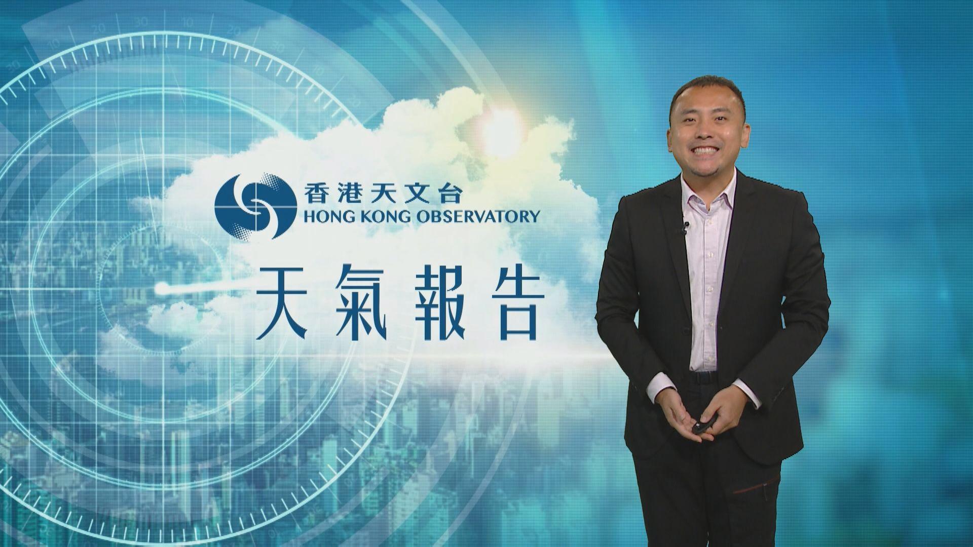 【天氣報告】(9月11日)