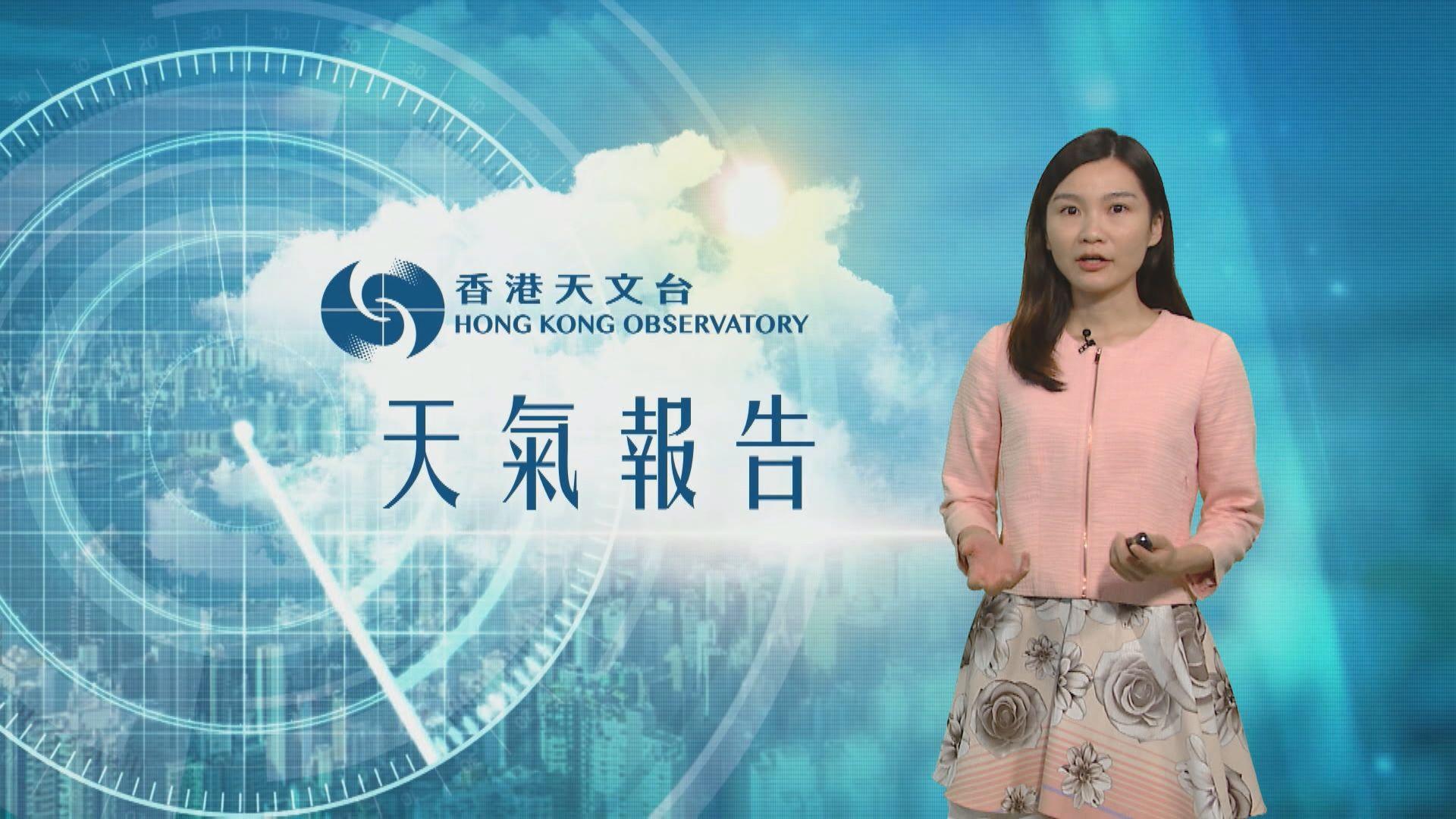 【天氣報告】(9月14日)