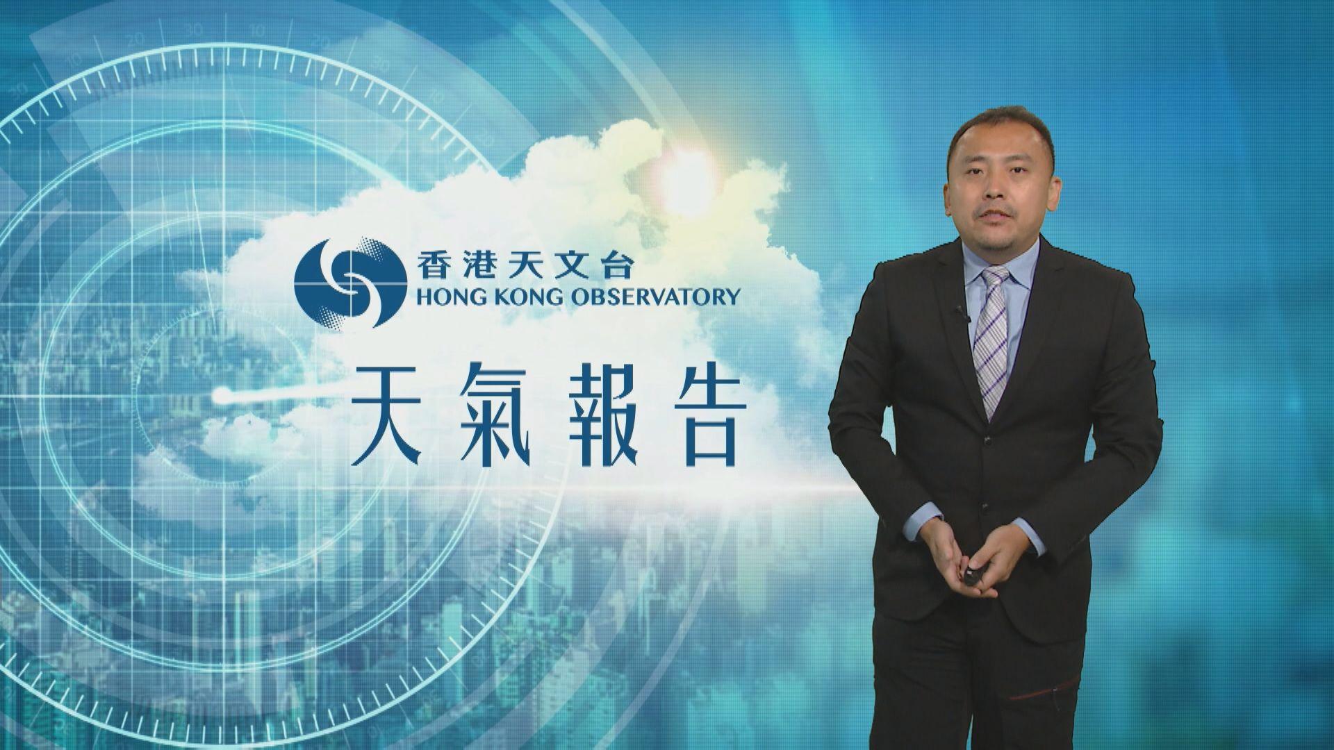 【天氣報告】(9月15日)