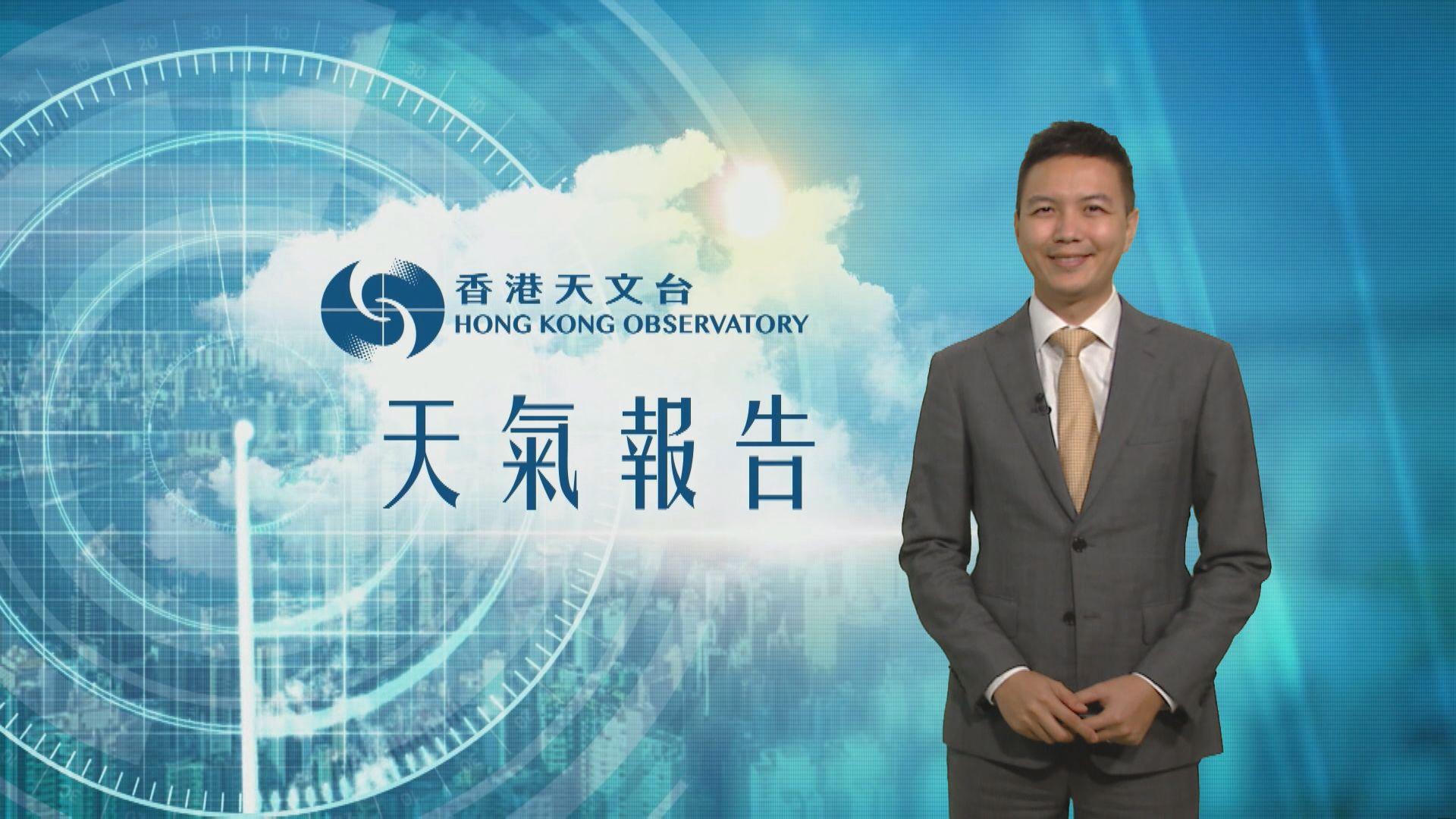 【天氣報告】(10月28日)