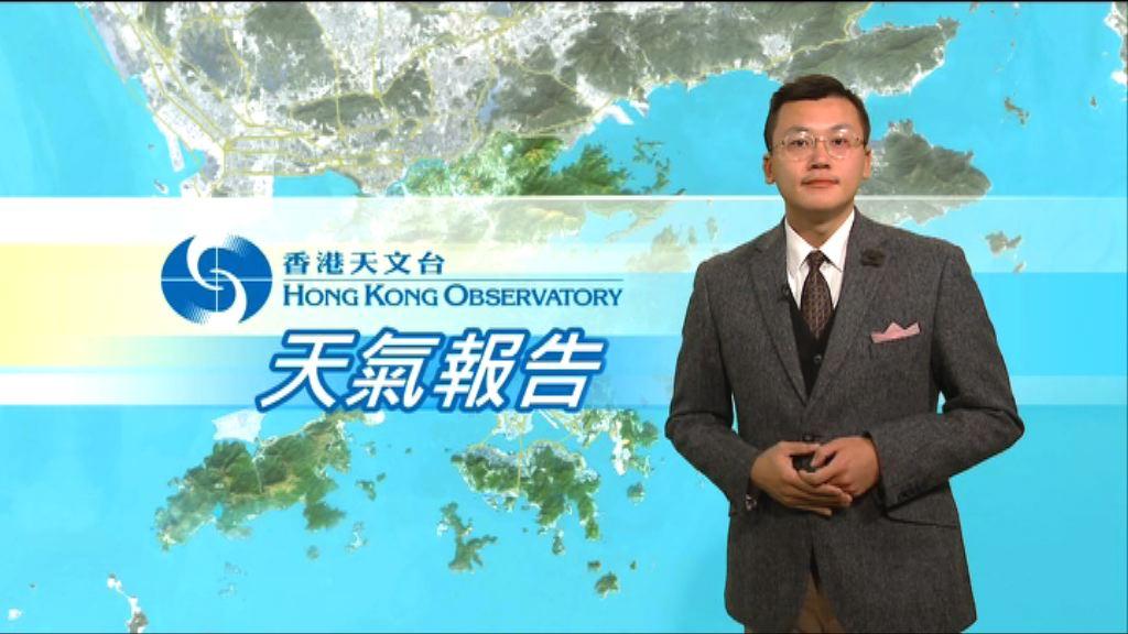 【天氣報告】(2月6日)