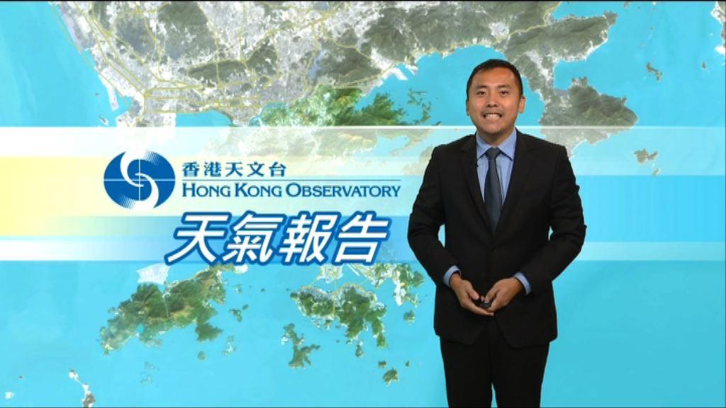【天氣報告】(3月6日)