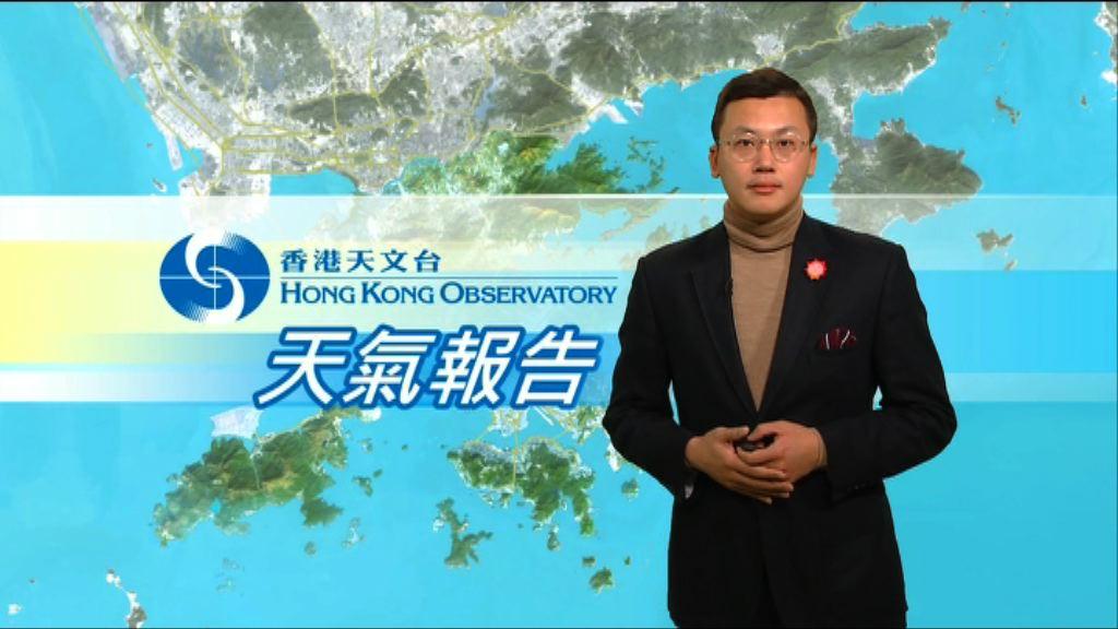 【天氣報告】(2月13日)