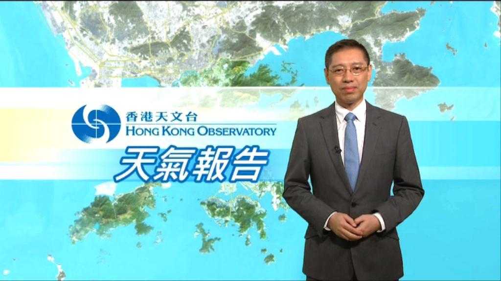 【天氣報告】(3月17日)