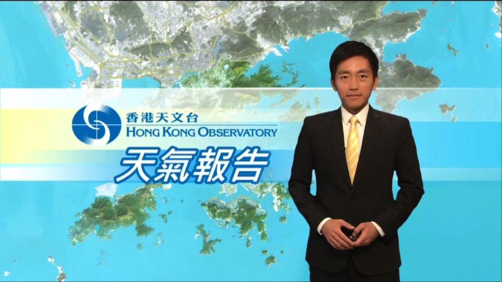 【天氣報告】(1月19日)