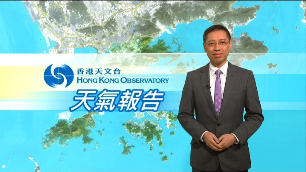 【天氣報告】(3月20日)