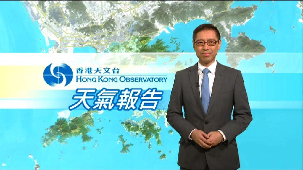 【天氣報告】(2月27日)
