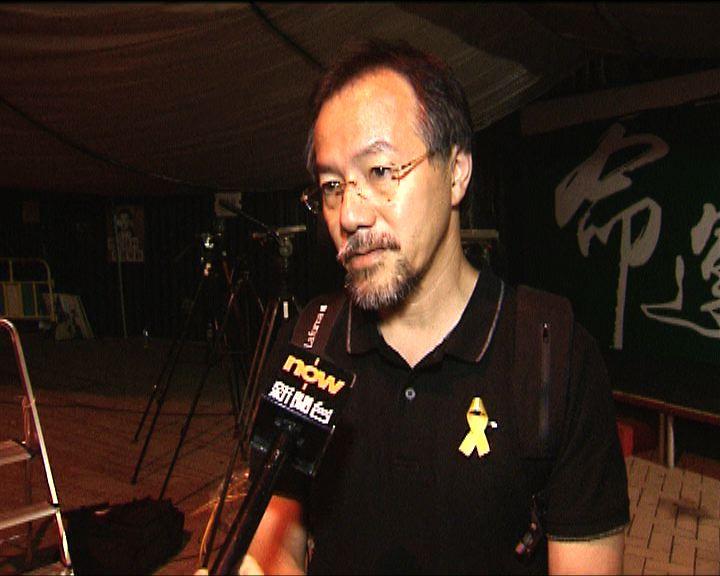 泛民下周再討論辭職公投