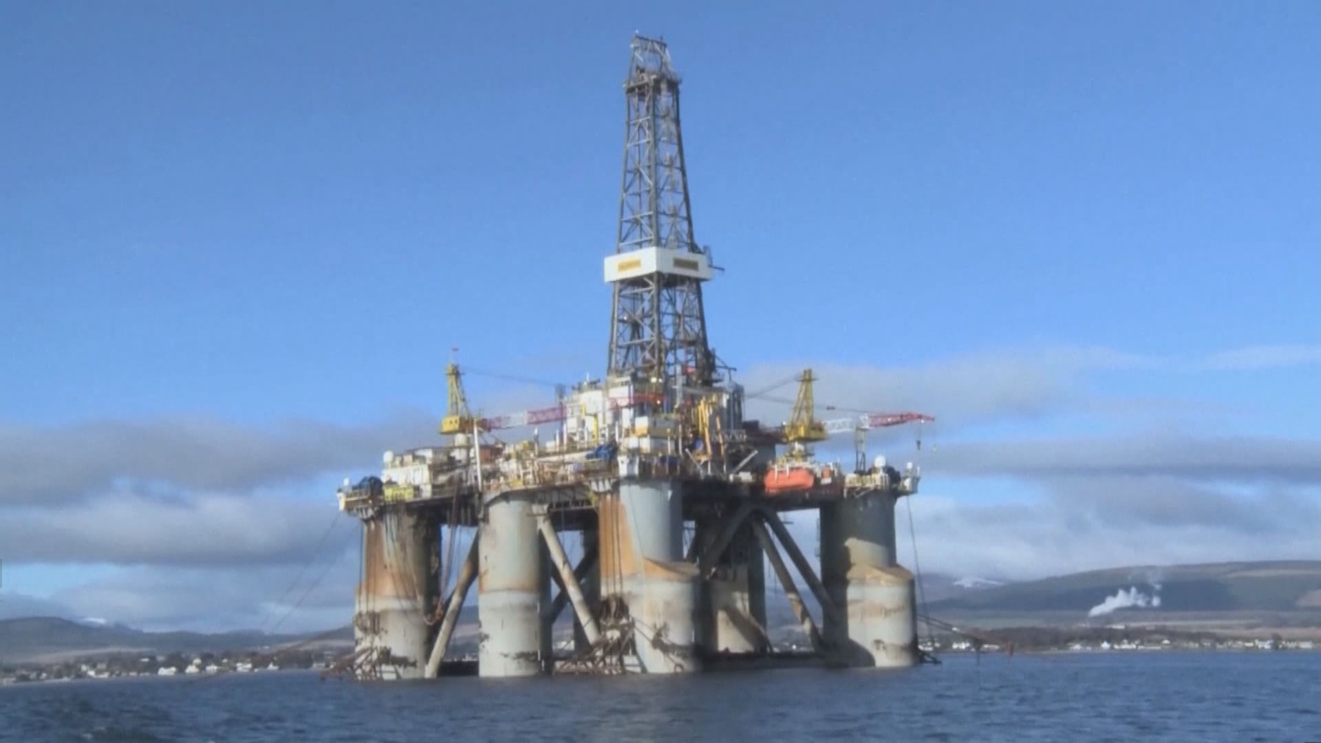 油價下跌 因憂慮全球經濟放緩