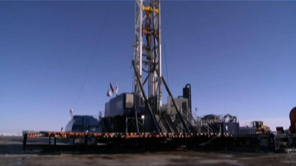 油價上升 紐約期油見2年高位