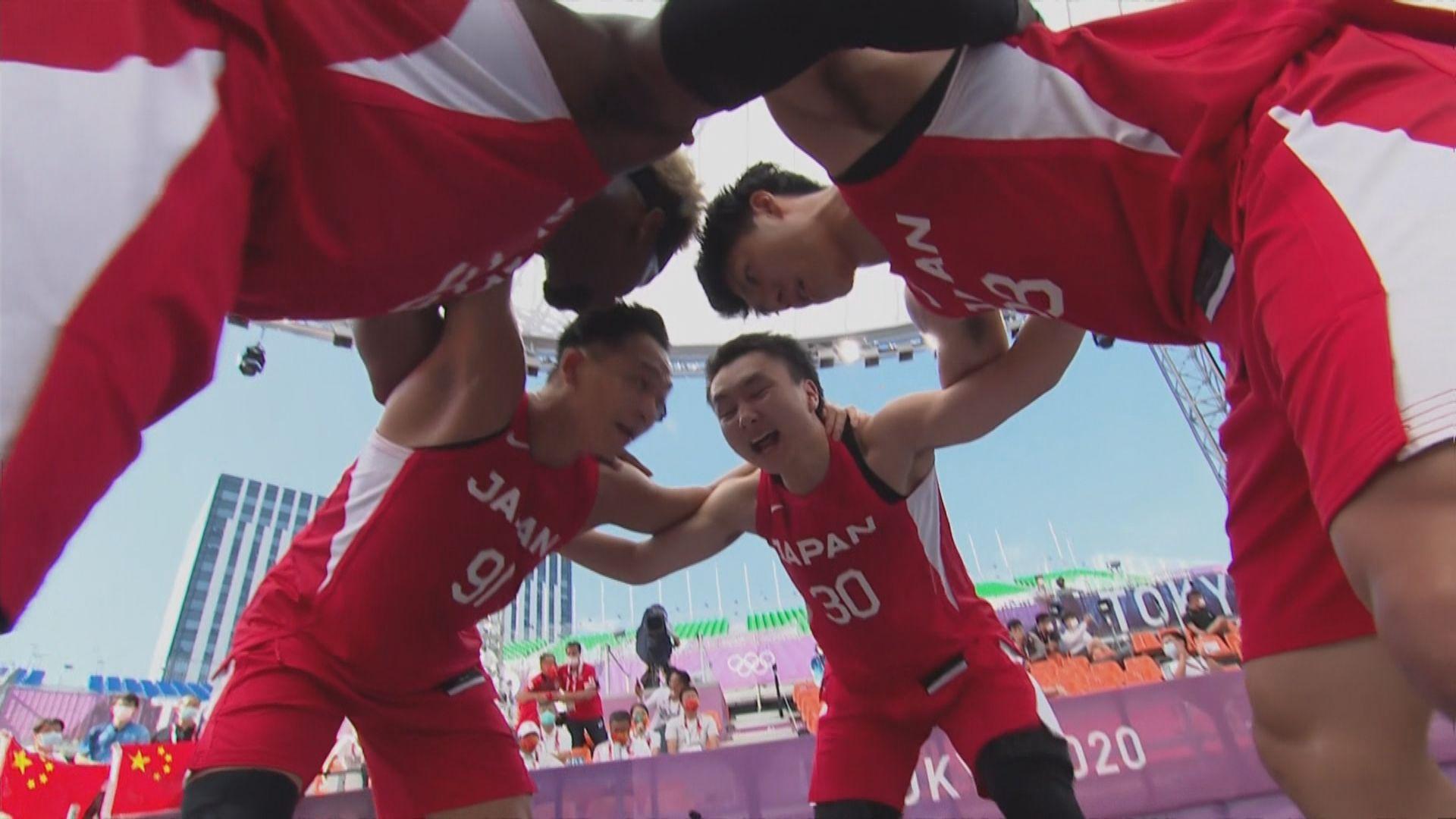 三人籃球 中國女隊躋身八強