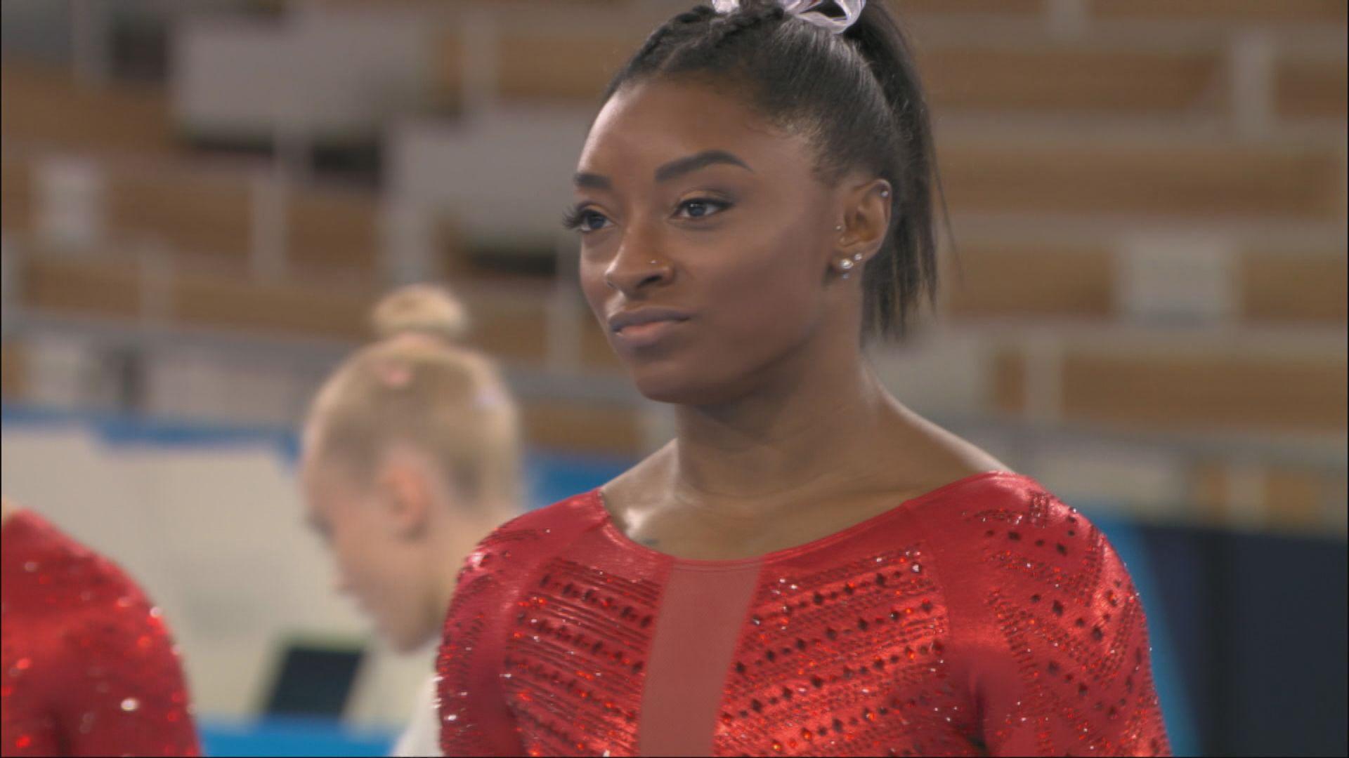 美體操選手拜爾絲再退出跳馬及高低槓比賽