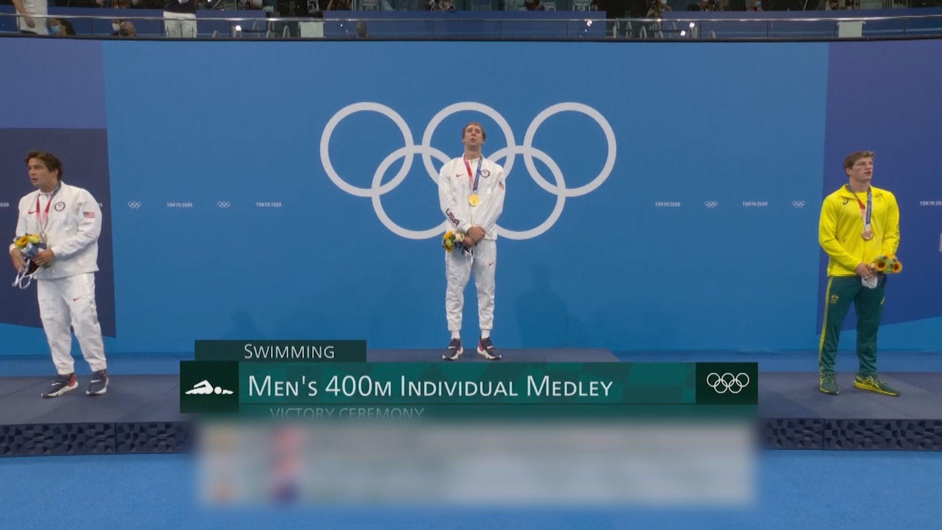 國際奧委會提醒運動員必須戴口罩
