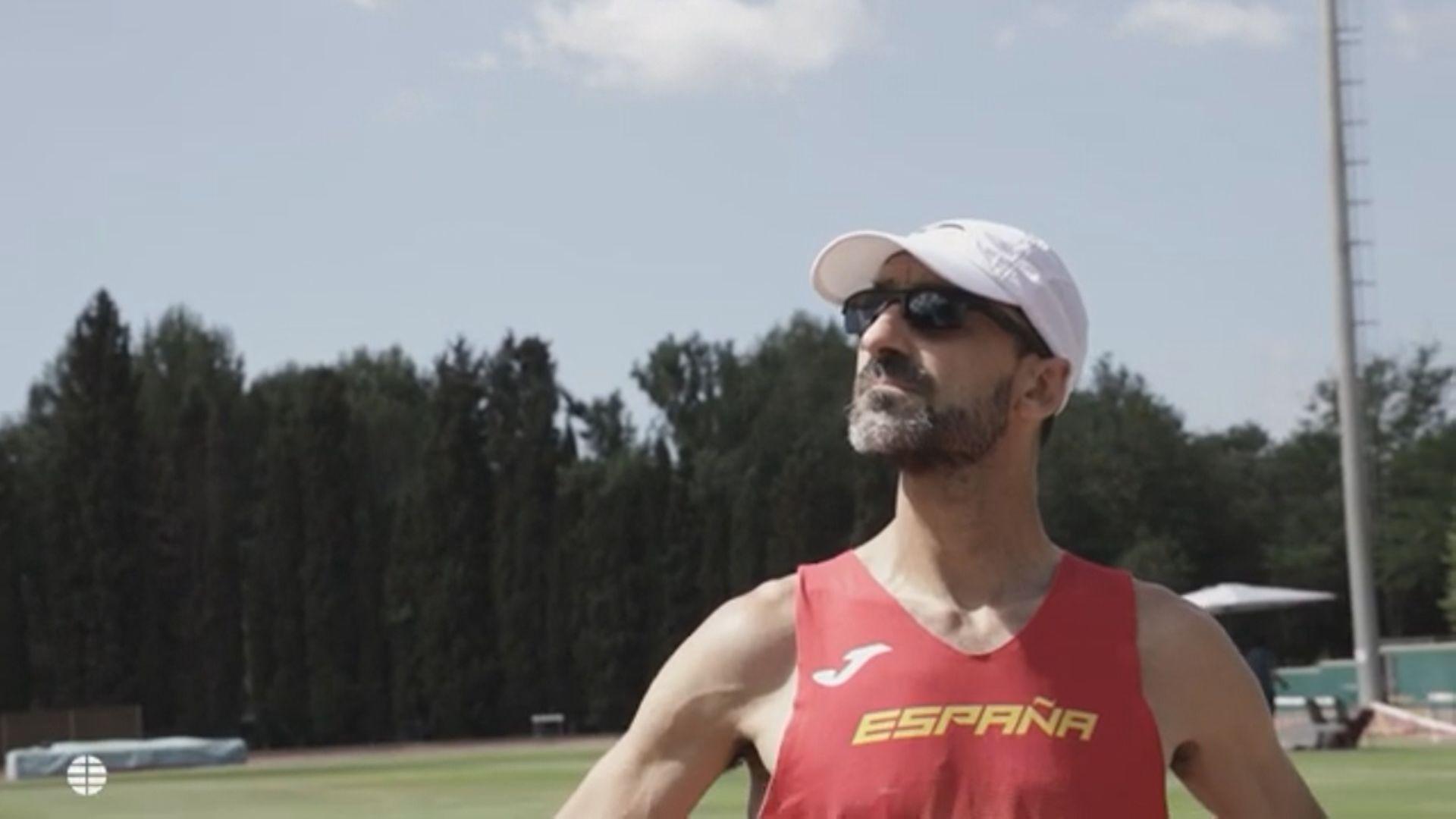 51歲西班牙選手第八次出戰奧運 將成參與奧運最多田徑選手
