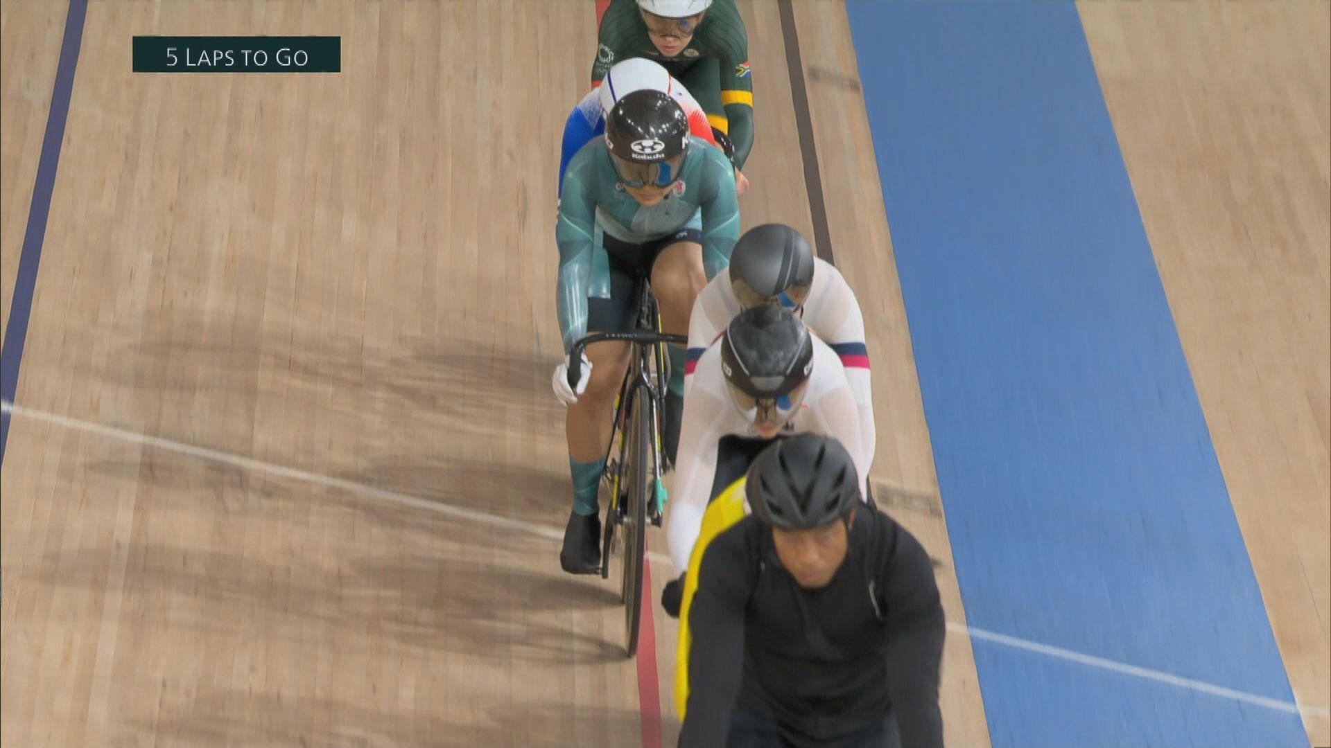 李慧詩李海恩場地單車凱林賽首圈未能直接晉級 要轉戰復活賽