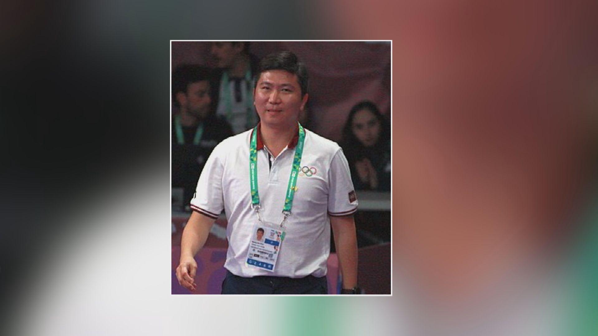 南韓前奧運冠軍柳承敏確診感染新冠病毒