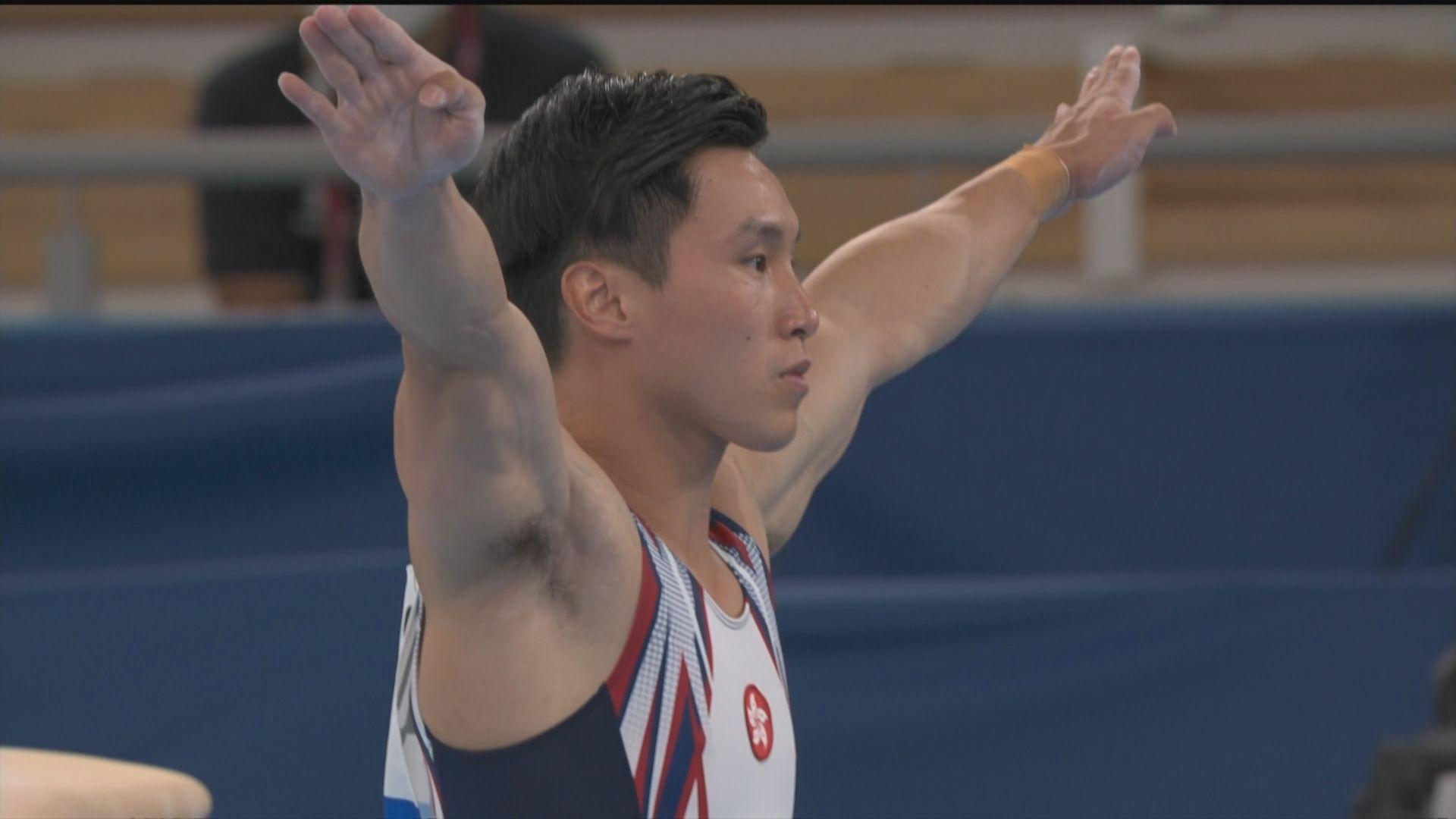 【東京奧運】男子跳馬預賽 石偉雄失利未能晉級