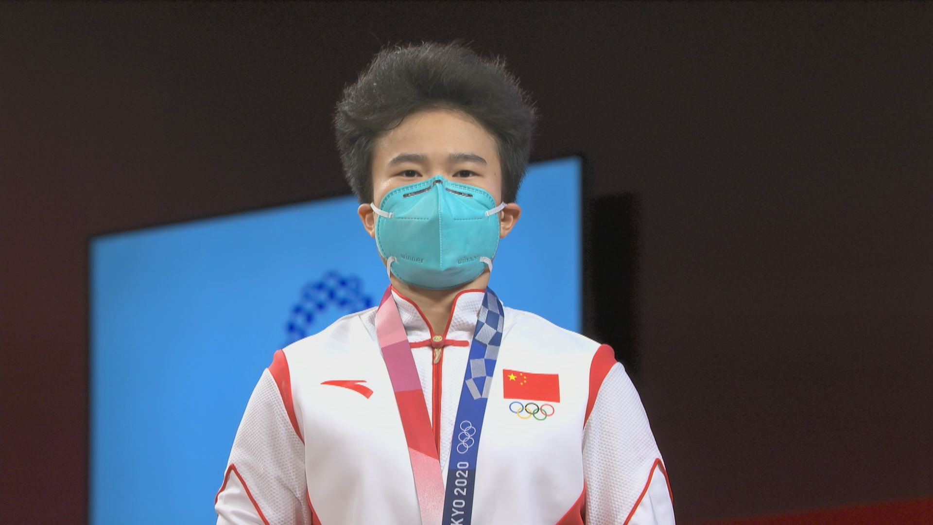 女子49公斤級舉重奪金 侯志慧:全力以赴不留遺憾