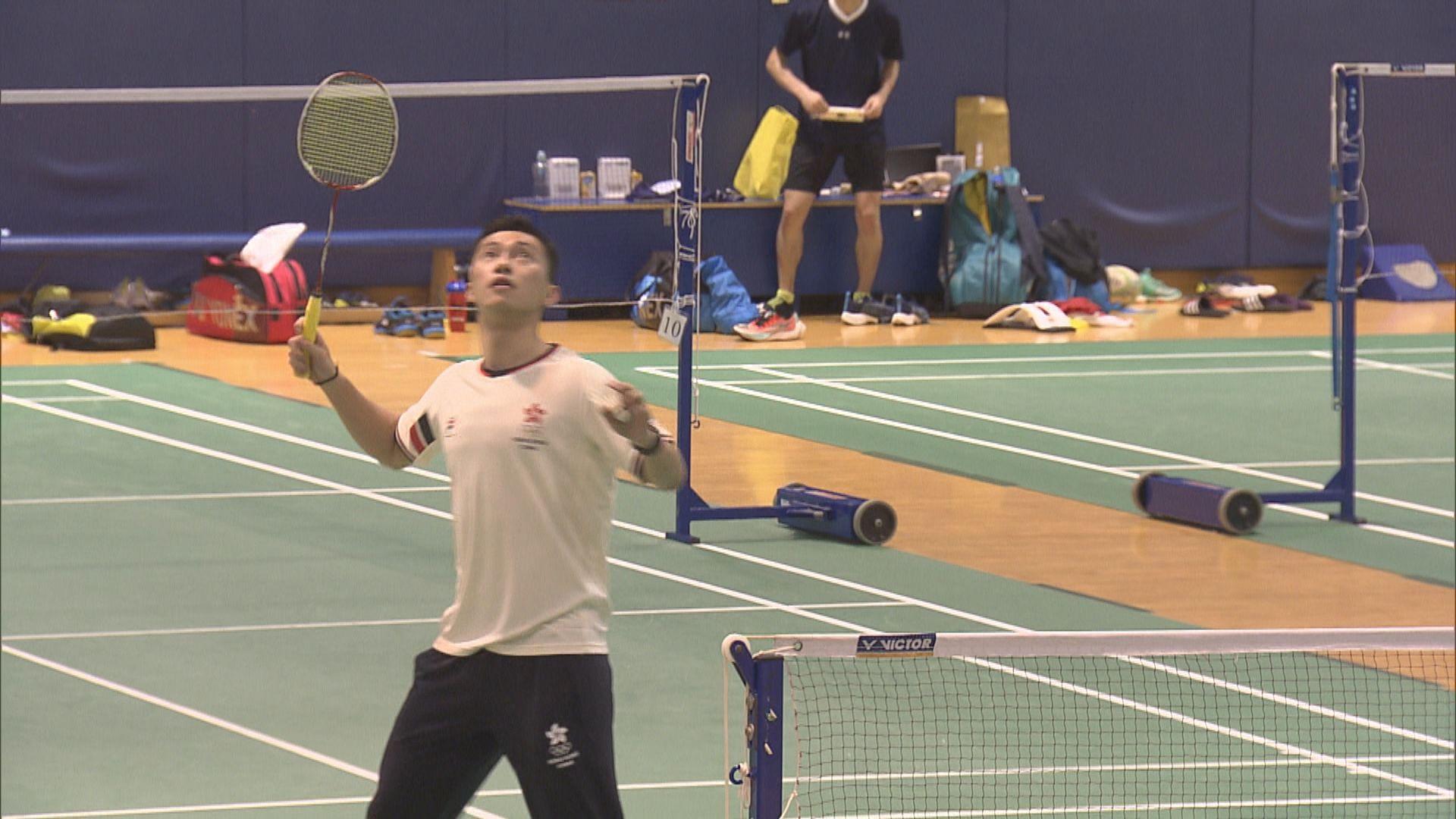 【備戰東奧】羽毛球一哥伍家朗:目標打入八強