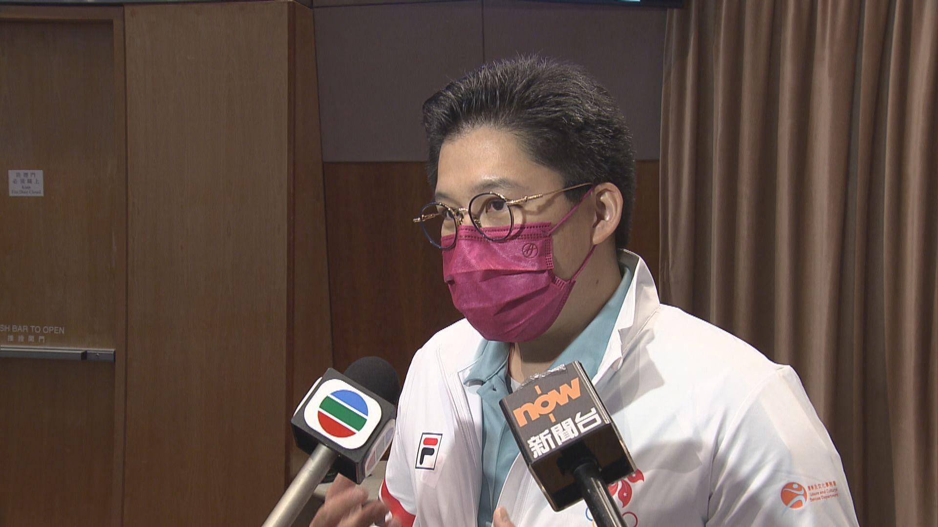 東京奧運港隊代表團料下月中出發 檢疫安排有待決定